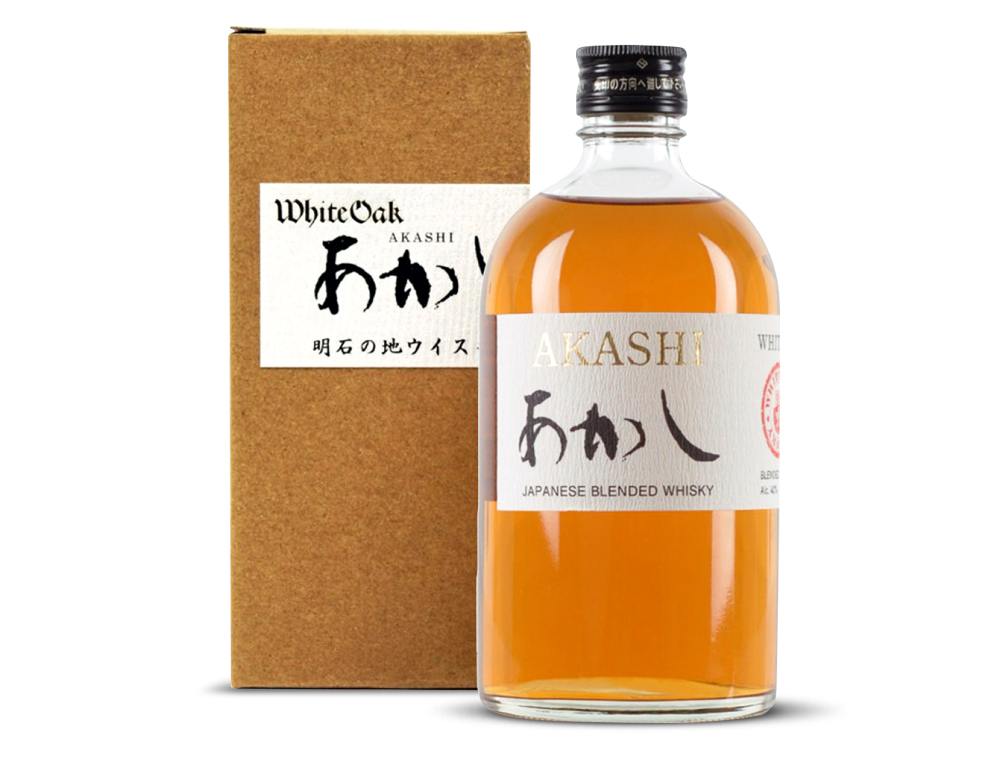 Akashi White Oak Blended Malt