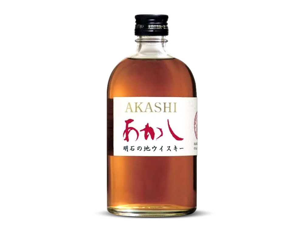 Akashi Red Blended Malt & Grain