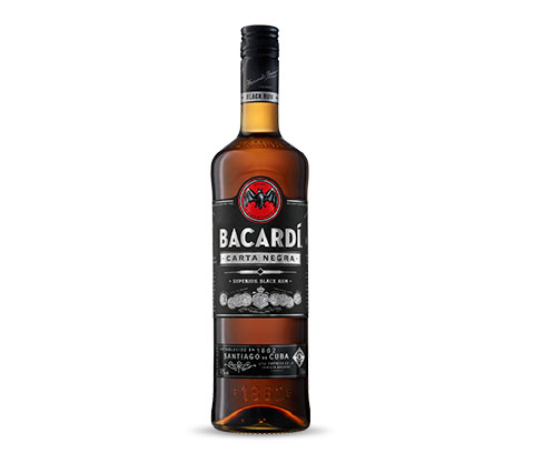 Bacardi Carta Negra ( Black )