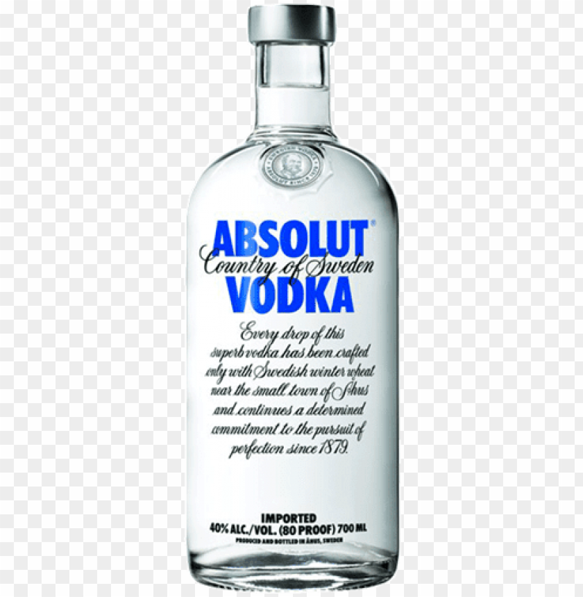 Absolut Vodka / Blue