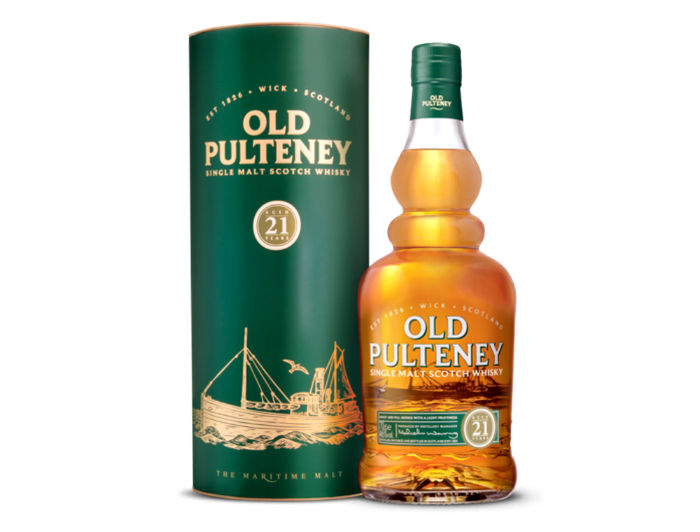 Old Pulteney 21 YO