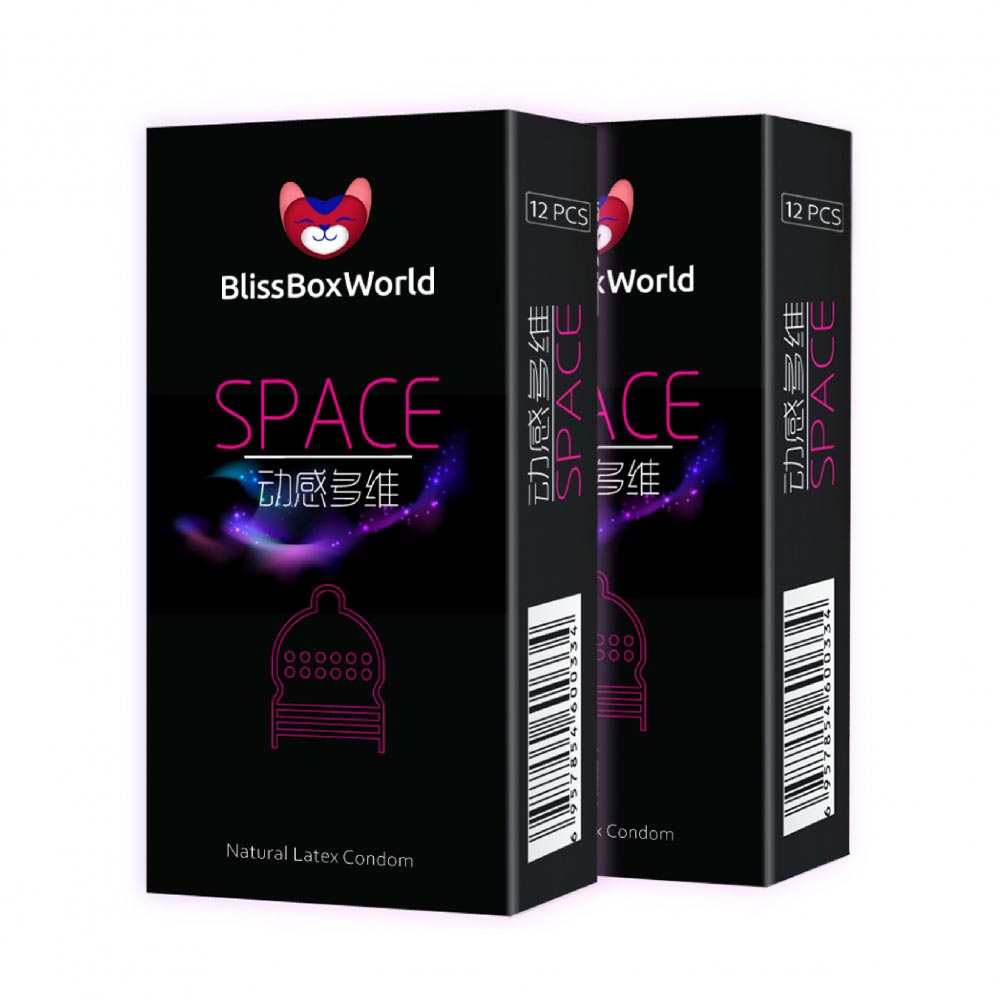 Space-Witty Condom