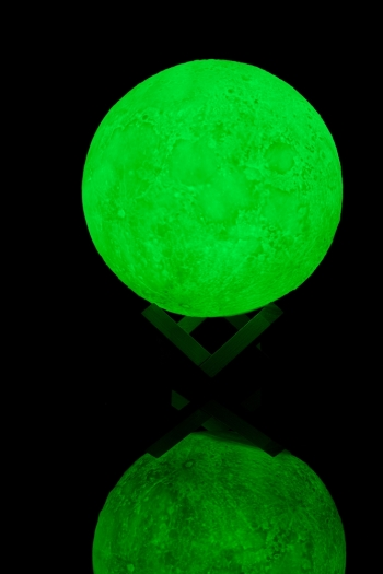 My Moon 3D Printing Bedside Lamp